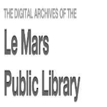Digital Archives of the LeMars Public Library ::